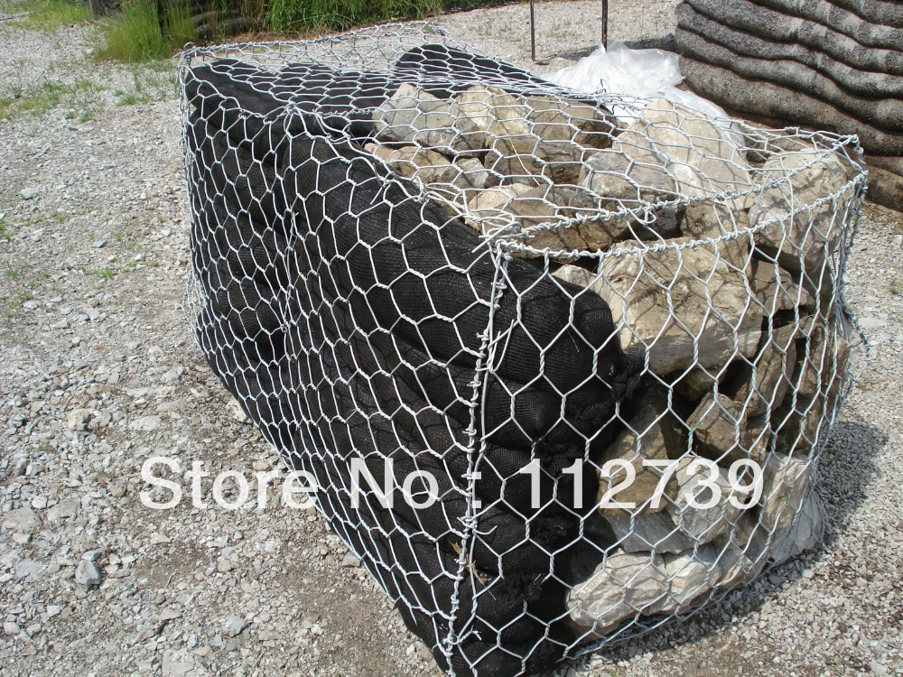 Gabion Gravity Retaining Wall, Gabions Supplier, Stone