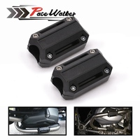 Motorcycle Modified Engine Protection Bumper Decorative Block Dismantling Installation Fit For BMW R1200GS LC Adv F700GS