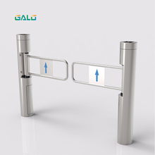 Flap Barrier Exit Gate Automatic Door For Supermarket цена