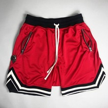 2018 new mesh shorts men hip hop street wear fours colors fashion clothing for men big size casual shorts beach