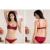 2017 Breves Conjuntos de Sutiã Mulheres lingerie sexy bralette rendas Arco Transparente mais tamanho 1/2 xícara calcinha sutiã ABCD 32 34 36 38 40 42