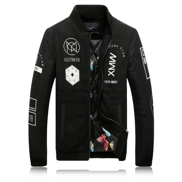 2016 новый зимний высокое качество wram печатных пальто мужчины, зимняя куртка мужчины, размер M, L, XL, XXL, XXXL, 4XL