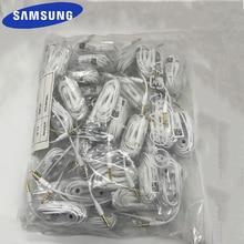 SAMSUNG auriculares EHS64 Original, venta al por mayor, 5/10/15/20/50 piezas con cable, auriculares internos de 3,5mm con micrófono para prueba oficial de Xiaomi