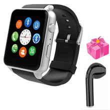 GT88 health activity tracker for apple watch for Android iOS with heart rate monitor watch men women+free headset