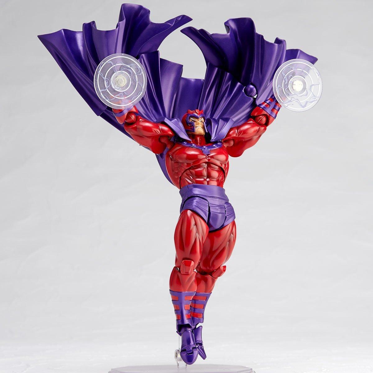 Marvel X-MEN 16cm Boxed Magneto Max Eisenhardt Super Hero BJD Figure Model Toys