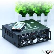 1 шт. Высокое качество 220 В 12 В мини 2CH автомобильный усилитель стерео USB SD Card Player FM электронные цифровые для автомобильные домой, я Key купить