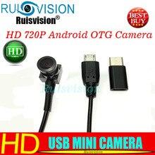 все цены на HD720P Android micro USB Wide Angle Camera 1MP mobile micro USB cctv camera for use Android phone Security video mini OTG Cam онлайн