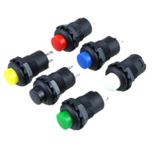 DS228 12mm Self-locking / moment  Latching Push Button Switch
