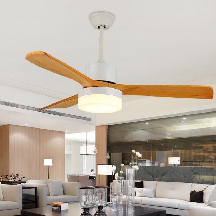 Led Ceiling Fan With Lights Remote