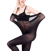 Upgraded Super Elastic Magical Tights Silk Stockings Skinny Legs  Sexy Pantyhose Prevent Hook Silk Medias Stockings B6019