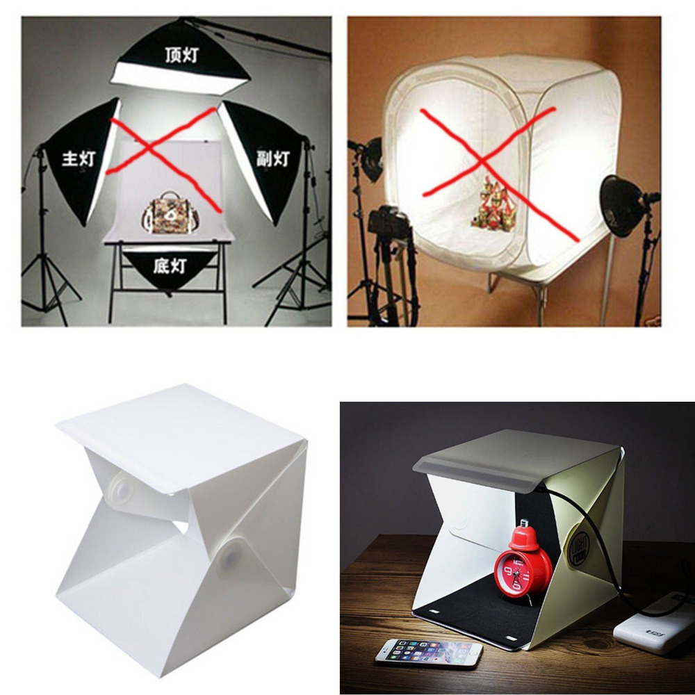 Aliexpress Com Buy Soft Box Mini Studio Photo Camera