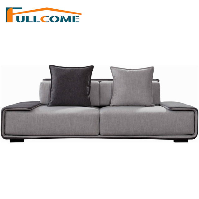 China Luxury Home Furniture Modern Fabric Scandinavian Sofa Living Room  Function Backrest Italian Corner Sectional Sofa