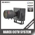 1280*720 P 1.0MP мини Ip-камера ONVIF 2.8-12 мм руководство переменным фокусным расстоянием зум объектив Подключи и Играй с кронштейном. бесплатная доставка