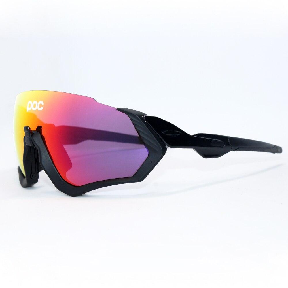 4 Lens Brand Cycling Sunglasses Men Women Goggles Cycling Glasses Sport Cycling Eyewear Gafas Ciclismo