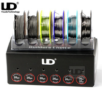 Original Youde UD Wire Box With KA1 SS316L Ni200 Nichrome 6 Kinds Of Wire E Cigarette