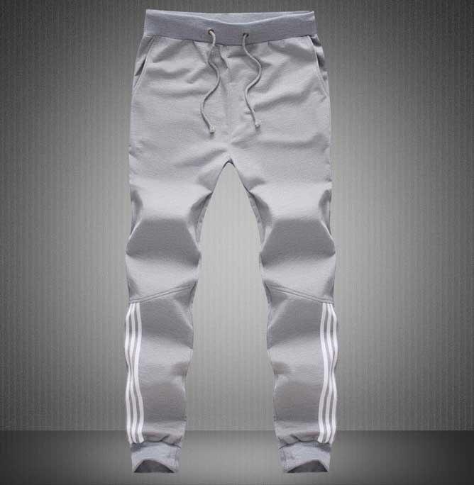New Men Pants SportsRunning Sweatpants SoccerPrinting Casual Trouser Jogger Bodybuilding Fitness Sweat Pants