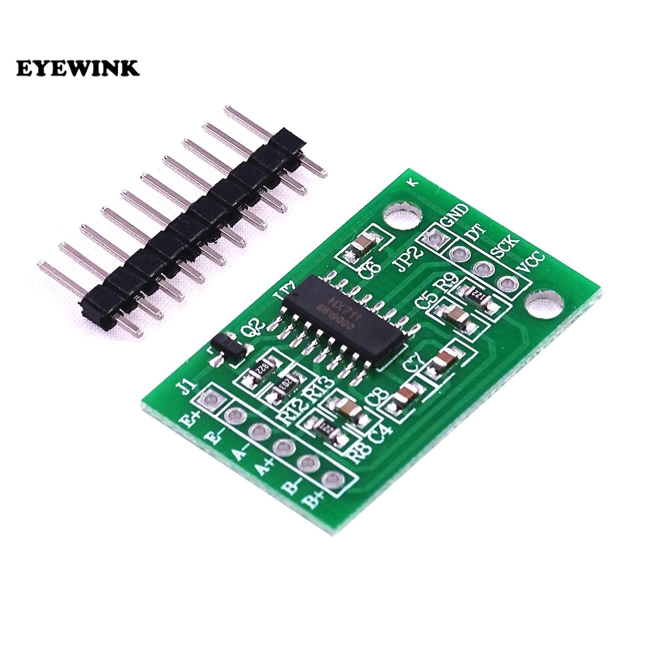 1pcs HX711 Module Weight  Sensor Pressure Sensor 24bit AD Module 35X20mm