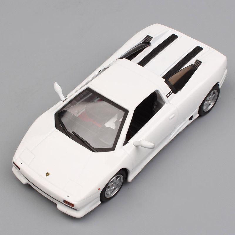Rare,Classic Diecast Toy <font><b>Model</b></font> <font><b>1</b></font>:<font><b>43</b></font> <font><b>Scale</b></font> Lambor ghini P140 1998 Super Racing <font><b>Car</b></font> Toy <font><b>Model</b></font> for Boy Gift,Decoration,Collection image