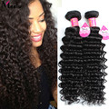 Good Quality Malaysian Deep Wave Hair Extensions Malaysian virgin hair Deep Wave Aliexpress Wholesale Malaysian Hair Bundles
