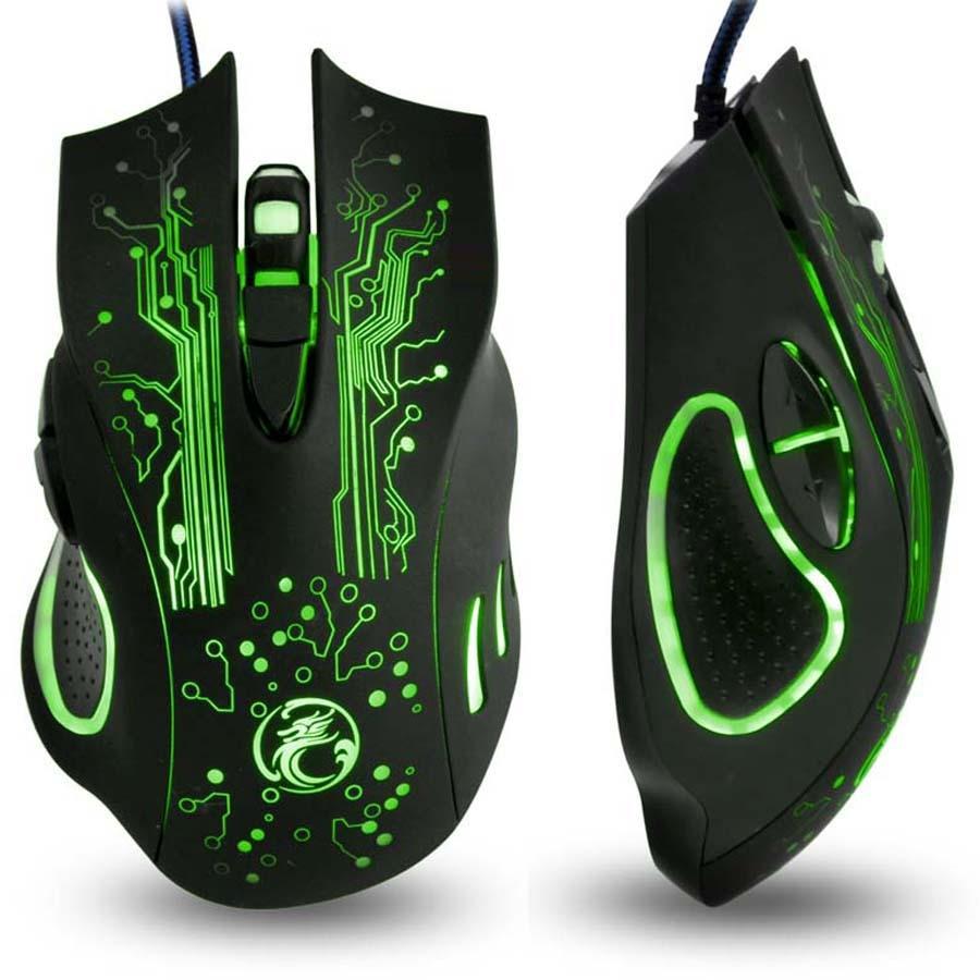 Hot Sale Estone X9 5000DPI LED Optical USB Wired Gaming Mouse Estone X9 5000DPI LED Optical USB Wired Gaming Mouse HTB1P7r RXXXXXc4aXXXq6xXFXXX2