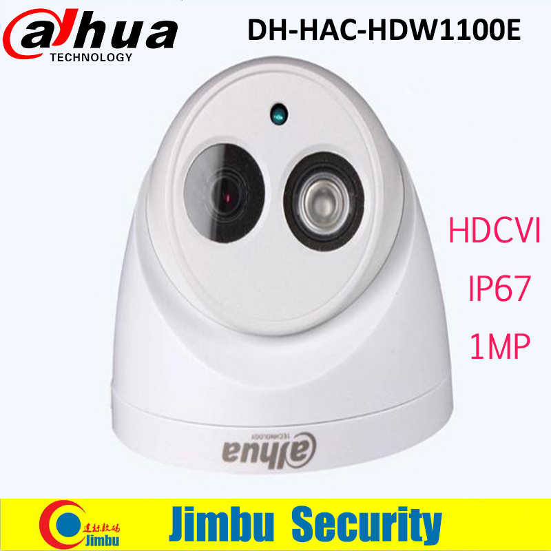 ФОТО Original DAHUA HAC-HDW1100E HDCVI DOME Camera 1/2.9