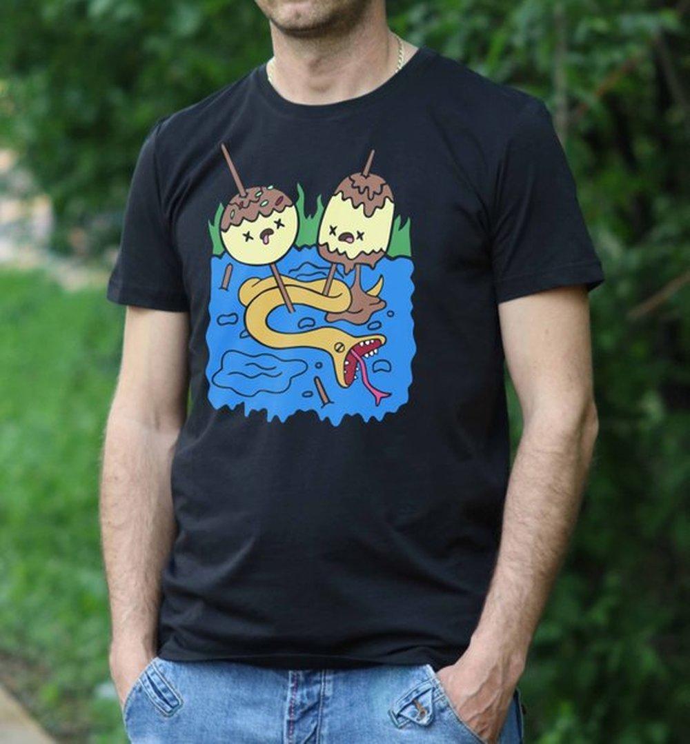 Prinzessin Bubblegum Rock shirt Abenteuer Zeit tshirt Geschenk T-shirt Finn und Jake T-shirt herren T-shirt Marceline t shirt geschenk für männer