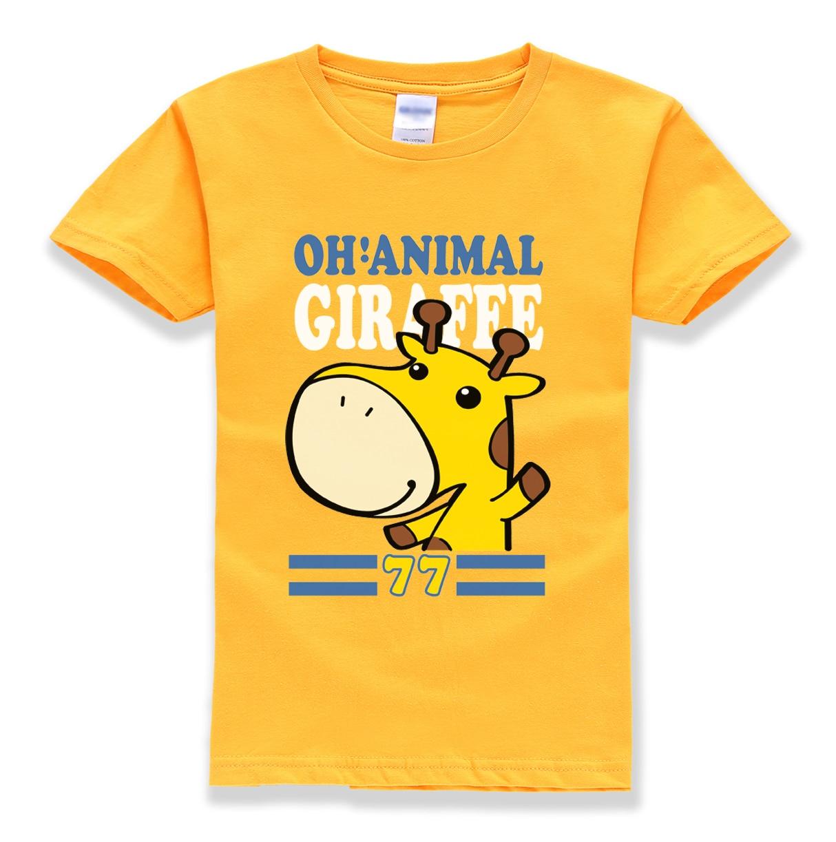 2018 nyári új divat márka homme póló fiúk felsők póló vicces - Gyermekruházat