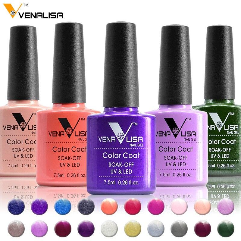 #61508 venalisa GelPolish canni фабрики Лаки для ногтей Праймеры Типсы База Лаки для ногтей замочить от УФ-светодиодный Гели для ногтей uv гель