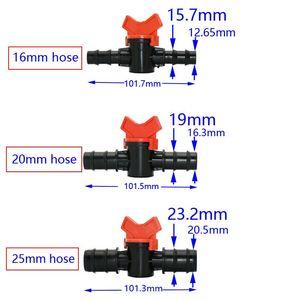 1/2 3/4 садовый шланг кран DN15 DN20 ирригационный водяной клапан 16 мм 20 мм 25 мм садовый шланг водостопорный соединитель краны 1 шт.