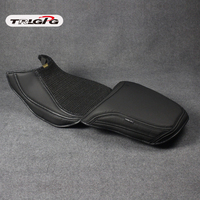 For Benelli TRK502 TRK 502 502X Motorcycle Rubber Striped Soft Grip Gripper Soft Seat Cover