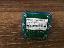 02J draaischakelaar band switch U CHAIN Digitale band switch feed override CNC panel knop switch UCHAIN DP