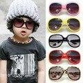 2016 verão moda retro para crianças meninos meninas óculos de sol maré genuíno de crianças do bebê UV400 r do Vintage óculos de sol clássicos marca