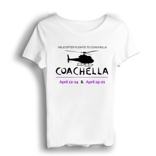 Coachella Men T Shirts Wholesale Jersey China (Mainland) Round T-shirt Punk Style Tshirt Own Logo Print Tops