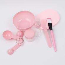 9in1 Facial Mixed Stir Spatula Stick Measuring Spoon kit Cos