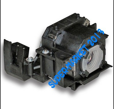 Free Shipping Replacement projector lamp with hosuing ELPLP36/V13H010L36 For EMP-S4/EMP-S42 Projector