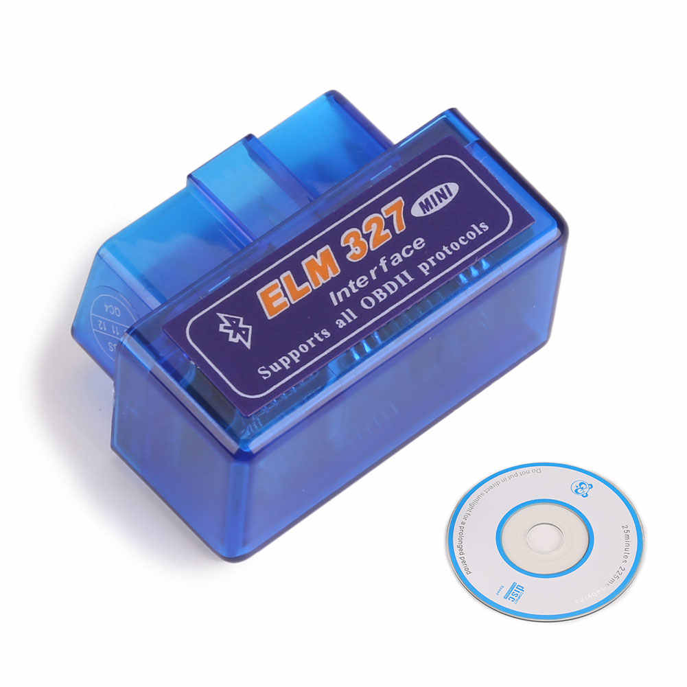 Erisin ES350 Mini ELM327 OBD2 V1.5 Auto Bluetooth Scanner Diagnostic Tool