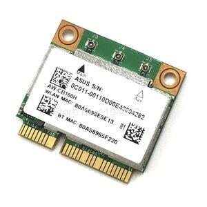 Image 3 - AzureWave AW CB160H Broadcom BCM94360HMB 802.11AC 1300Mbps Kablosuz WIFI WLAN Bluetooth 4.0 Mini PCI E Kart + 20cm MHF4 Anten
