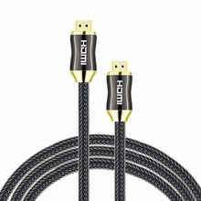 цена на HDMI Cable HDMI to HDMI cable HDMI 2.0 4k 3D 60FPS Cable for HD TV LCD Laptop PS3 Projector Computer Cable 1m 2m 3m 5m10m 20m