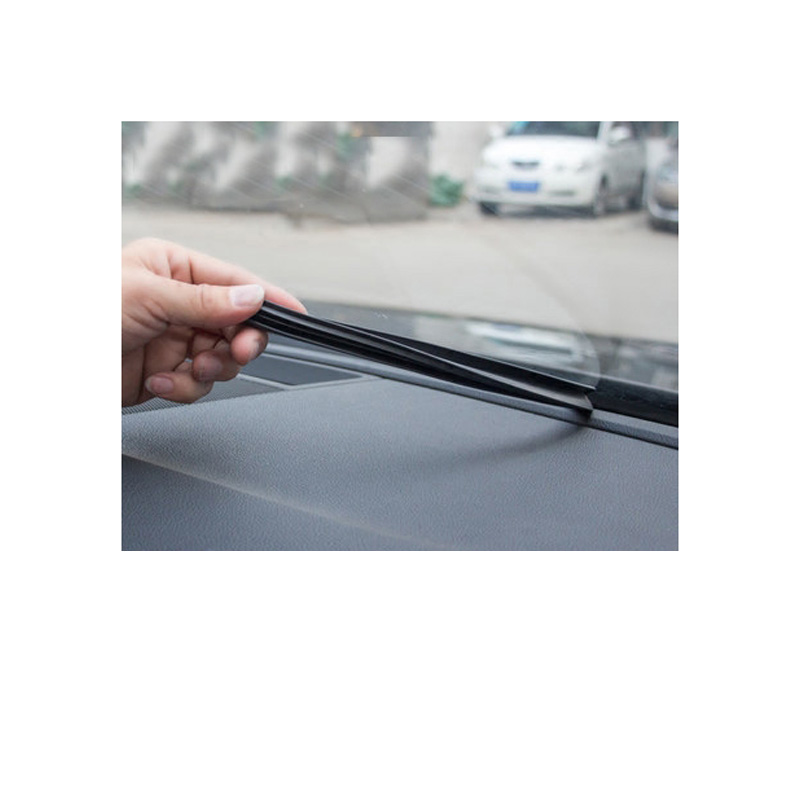 Lsrtw2017 Silica Gel Car Central Control Dashboard Sealed Noise Barrier Strip for Lifan X7 X80 X60 820 2016 2017 2018 2019 2020 in Interior Mouldings from Automobiles Motorcycles