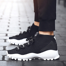 Men outdoor running shoes Male Mesh Breathable Sneakers Slip-On Athletic Breathable Footwear Light Walking Shoes Zapatillas new men athletic breathable road slip on hard court sport leather walking shoes autolock sapato ciclismo sneakers