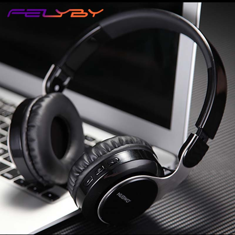 FELYBY S8 Wireless Bluetooth Headset Headset Mobile Computer Music Subwoofer Game Headset