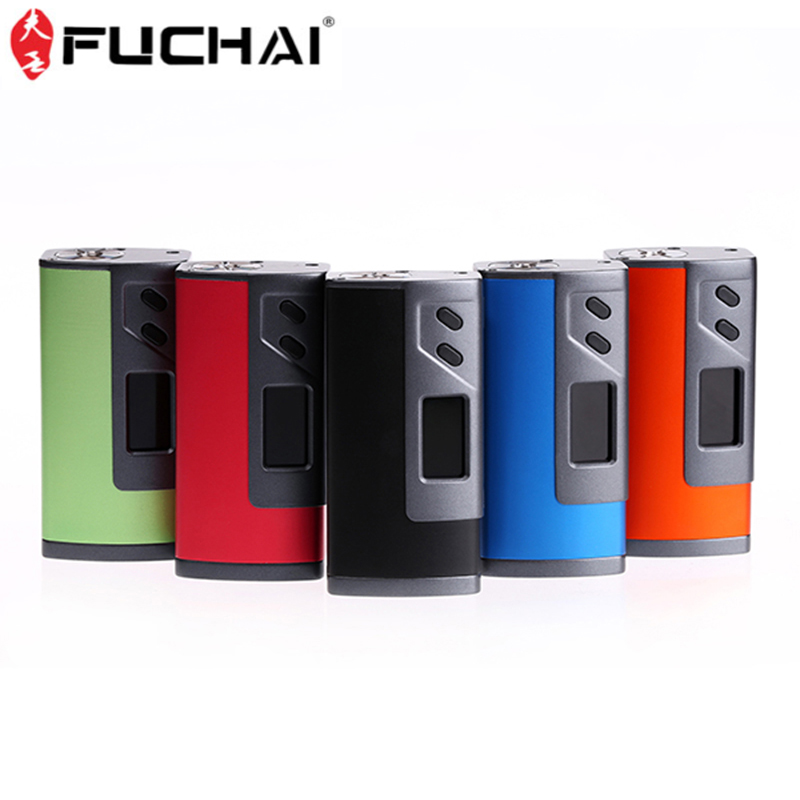 Original FUCHAI 213 Plus Mod 10W~213W Box Mod 510 Thread Vape Box For Electronic Cigarette Atomizer Vaporizer Tank Vapor цены онлайн