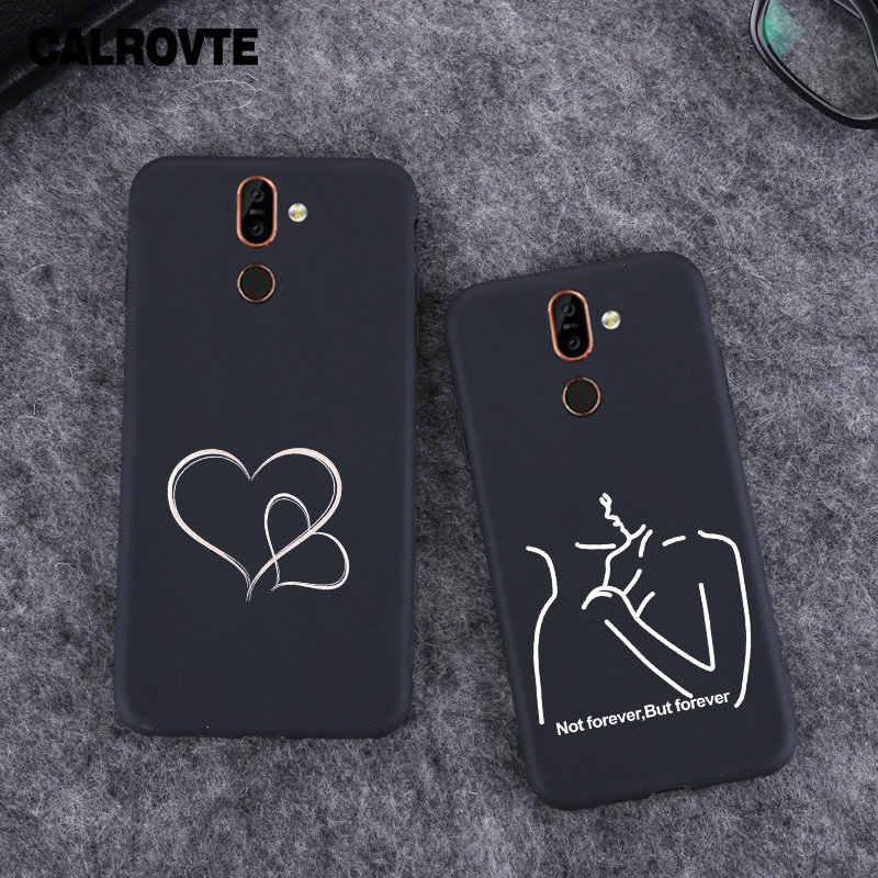 Mode Patroon Siliconen Case voor Nokia 7 Plus 1 2 3 5 6 8 9 Telefoon Case voor Nokia 6 2018 Nokia 6.1 2.1 3.1 5.1 Plus Back Cover