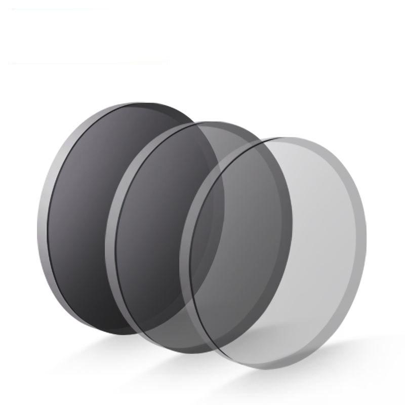 BCLEAR 1.67 Photochromes grau-braunes Freiform-Gleitsichtglas mit - Bekleidungszubehör - Foto 3