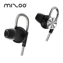 MIZOO Original Earphone 3.5mm G11 Waterproof Headphones HiFi Earbuds Stereo Bass Headset Super Clear With Mic For Mobile Phone