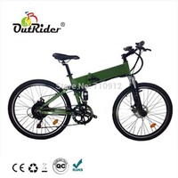350W Outrider Promotional 26'' Electric Mountain Bike OR21C04