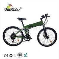 350 Вт Outrider промо 26 ''Электрический горный велосипед OR21C04