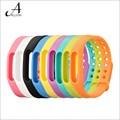 8Pieces/set Colorful Silicone Xiaomi Wrist For Xiaomi Mi Band 1s Pulse Xiaomi MiBand Wrist Wearable Wrist TPSiV Replaceable Belt