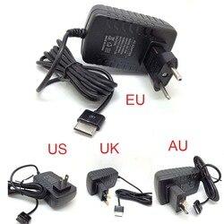 120-240V 15V/1.2A AC ładowarka sieciowa zasilacz do tabletu ASUS VivoTab RT TF600 TF600T TF701T T801Y