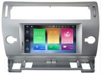 4G LTE OCTA 8Core Android 6 0 Autoradio For CITROEN C4 CAR DVD Player GPS Navigation